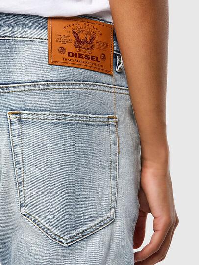 Diesel - Fayza 009TP, Medium blue - Jeans - Image 4