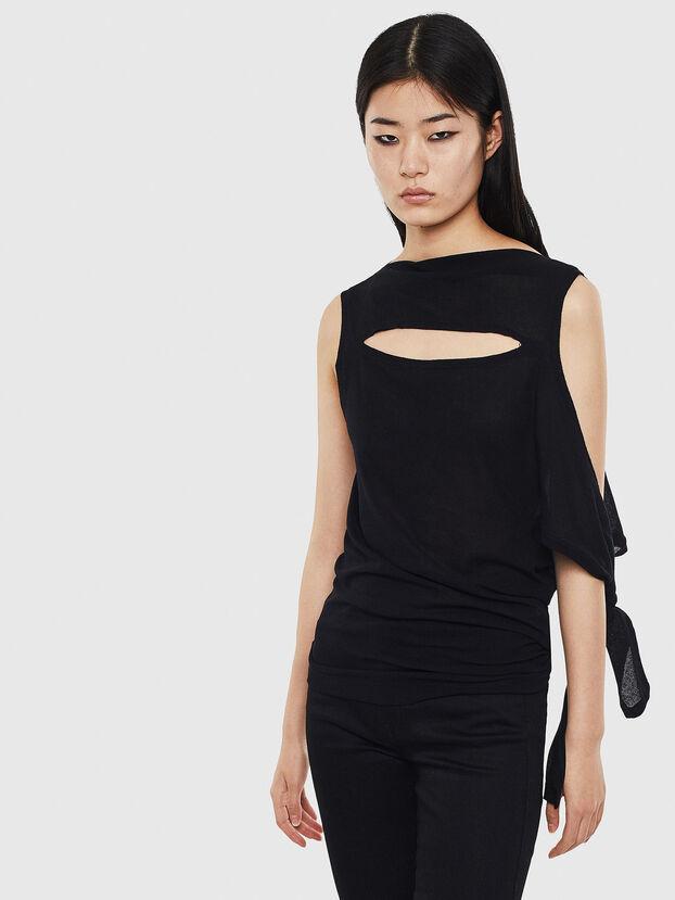 T-TATY, Black - T-Shirts