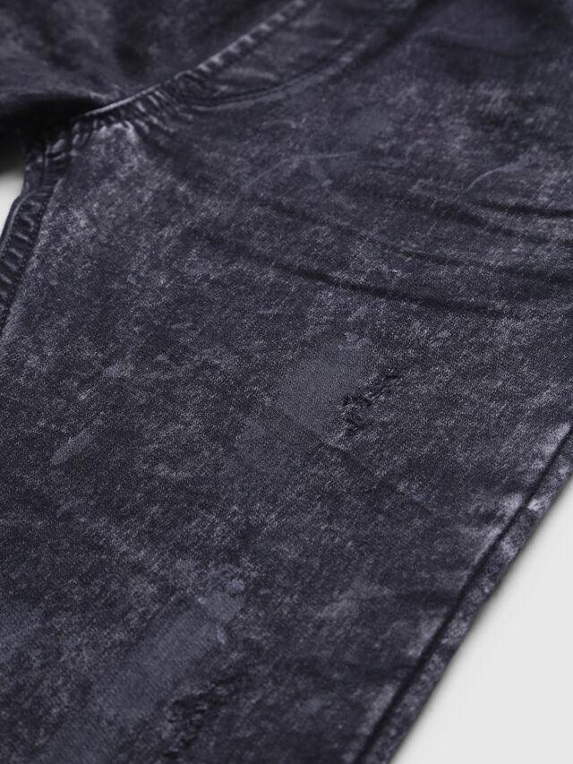 Diesel - KROOLEY-J JOGGJEANS, Black/Grey - Jeans - Image 3