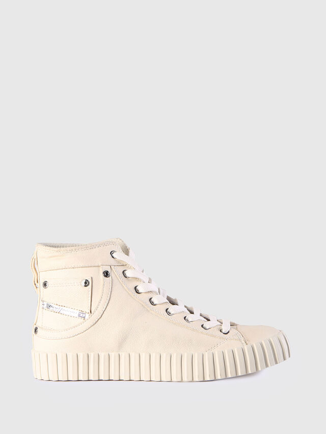 Diesel S-EXPOSURE CMC W, White - Sneakers - Image 1