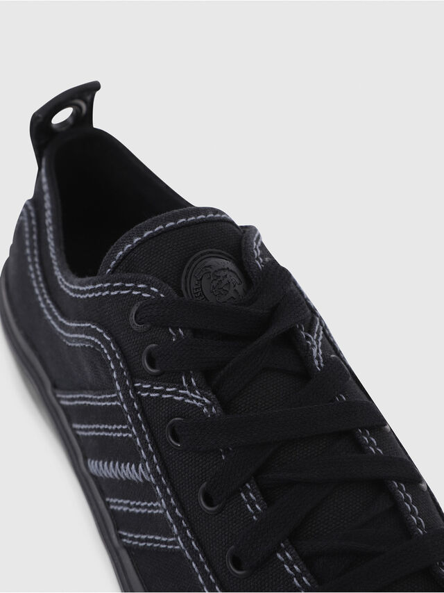 Diesel - S-ASTICO LOW LACE W, Black - Sneakers - Image 5