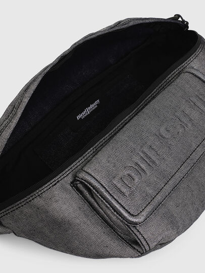 Diesel - TRIBELT, Gray/Black - Belt bags - Image 6