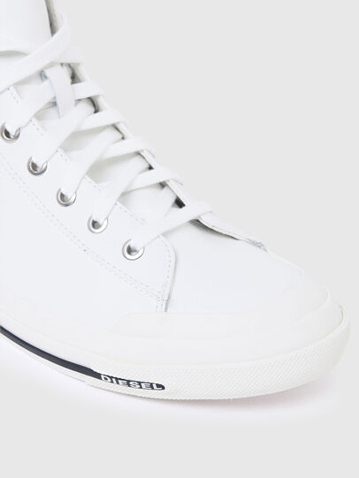 Diesel - S-ASTICO MID CUT, White - Sneakers - Image 5