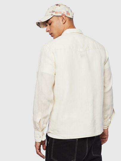 Diesel - S-PLAN-B, White - Shirts - Image 2
