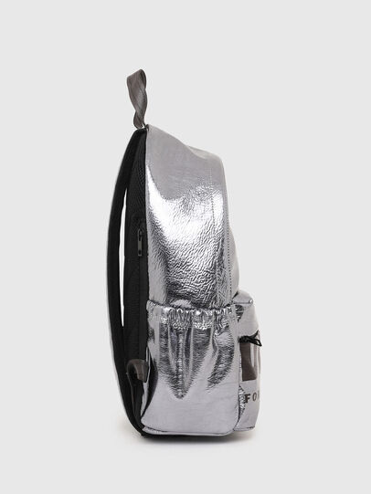 Diesel - F-BOLD BACK III, Silver - Backpacks - Image 3