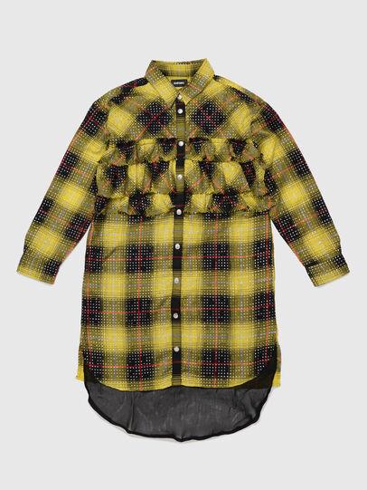Diesel - DARZ, Yellow - Dresses - Image 1