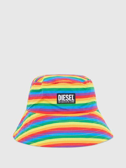 Diesel - FISHERCAP-P, Black - Caps - Image 3