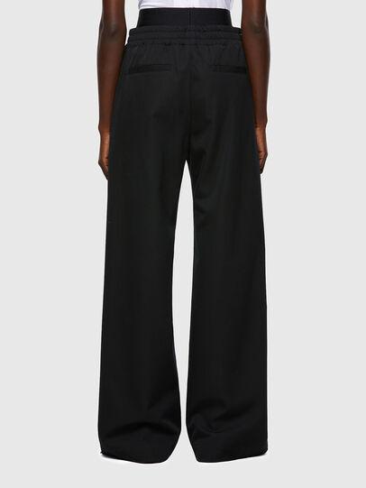 Diesel - P-TOSCA, Black - Pants - Image 2