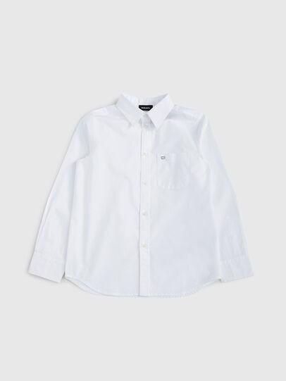 Diesel - CSMOI, White - Shirts - Image 1