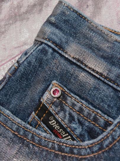 Diesel - GEJODY-R, Blue/Pink - Skirts - Image 3