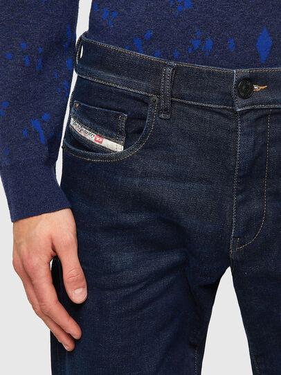 Diesel - D-Strukt JoggJeans® Z69VI, Dark Blue - Jeans - Image 4