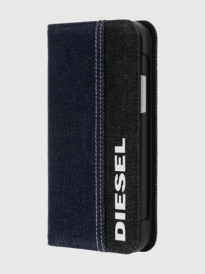 Diesel - DIPH-037-DENVL, Blue Jeans - Flip covers - Image 2