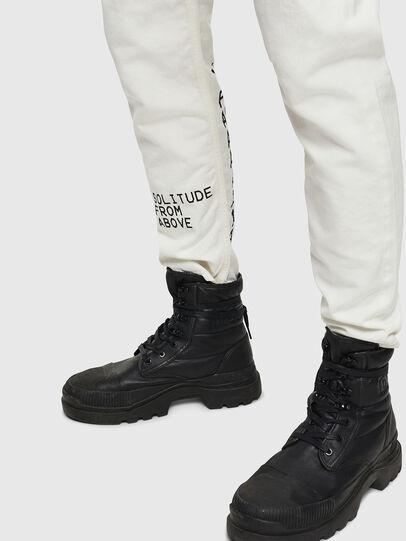 Diesel - D-Vider 069KT, White - Jeans - Image 6