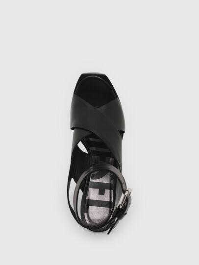 Diesel - SA-JULIA, Black - Sandals - Image 4