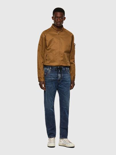 Diesel - Krooley JoggJeans® 069VX, Dark Blue - Jeans - Image 5