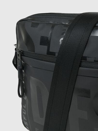 Diesel - X-BOLD DOUBLE CROSS,  - Crossbody Bags - Image 5