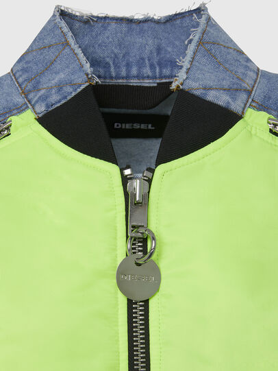 Diesel - G-DANIEL, Blue/Green - Jackets - Image 4