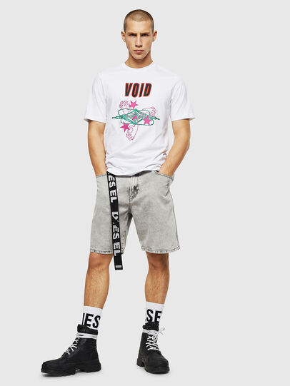 Diesel - T-JUST-A2,  - T-Shirts - Image 4