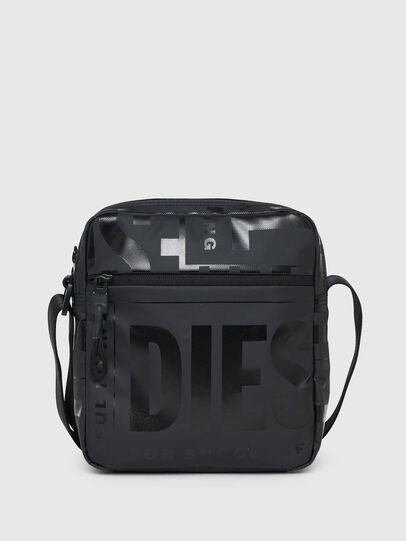 Diesel - X-BOLD DOUBLE CROSS,  - Crossbody Bags - Image 1