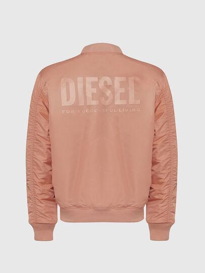 Diesel - J-ROSS-REV, Pink - Jackets - Image 2