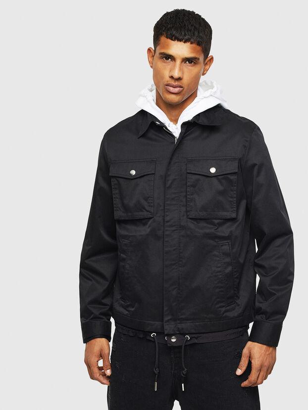 J-BEGO, Black - Jackets
