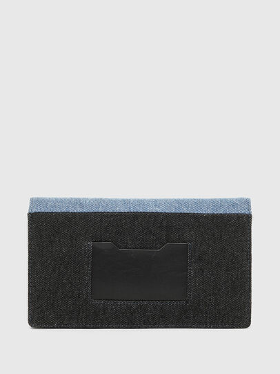 Diesel - DIPSIEVOLUTION, Blue/Black - Small Wallets - Image 2