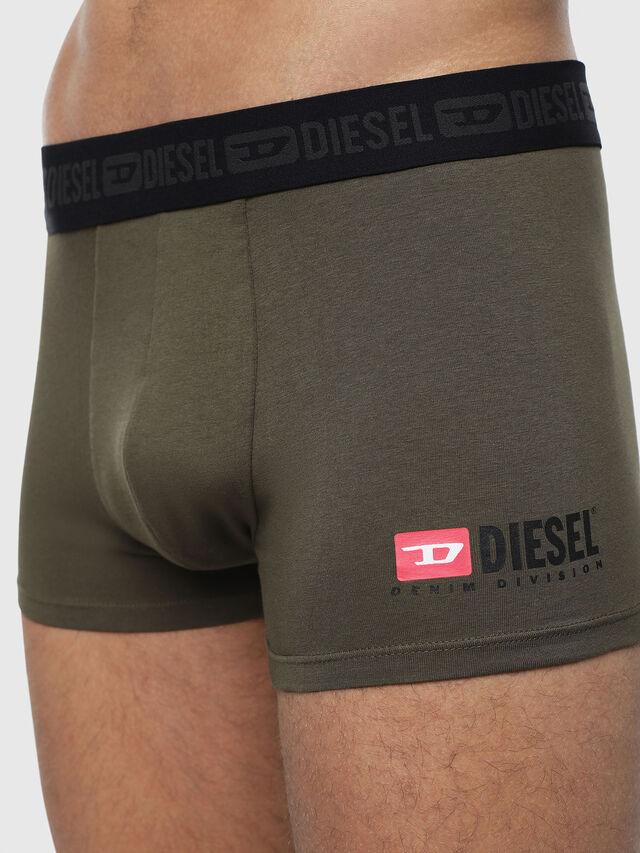 Diesel - UMBX-DAMIEN, Military Green - Trunks - Image 3