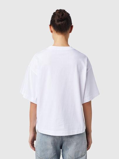 Diesel - T-BOWXY-B1, White - T-Shirts - Image 2