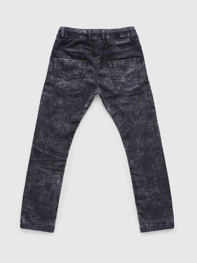 Diesel - KROOLEY-J JOGGJEANS, Black/Grey - Jeans - Image 2