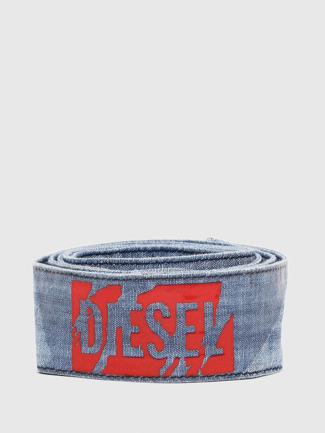 Diesel - BARRY, Blue/Red - Belts - Image 1