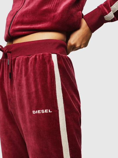Diesel - UFLB-PANSHIN, Bordeaux - Pants - Image 3