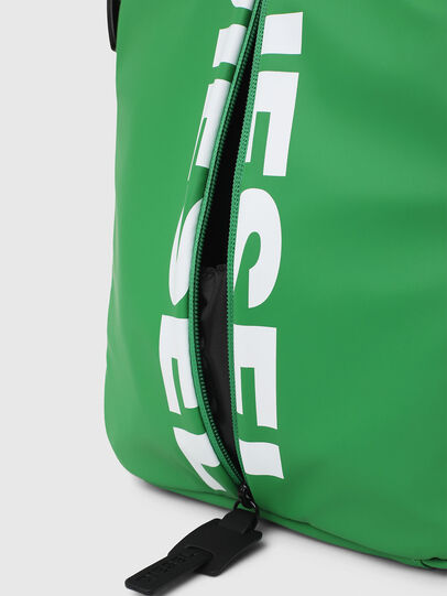 Diesel - F-BOLD SMALL CROSS, Green - Crossbody Bags - Image 4
