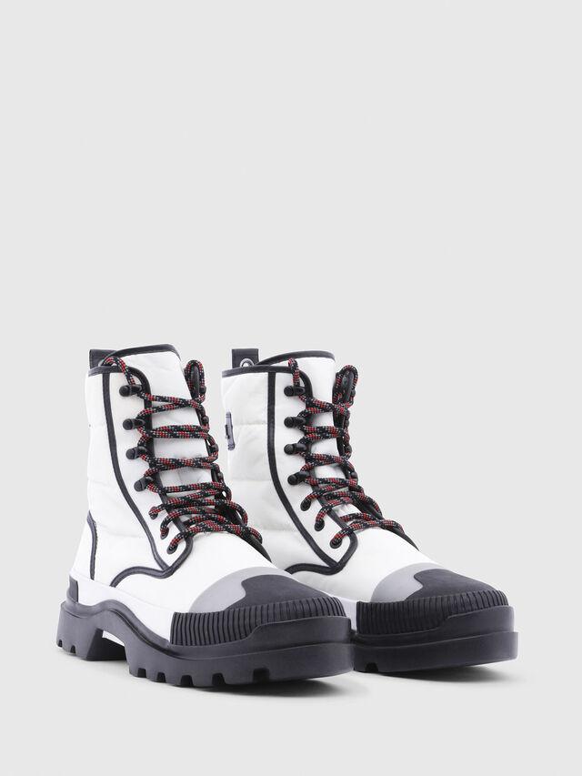 Diesel - D-VAIONT DBB, White/Black - Boots - Image 2