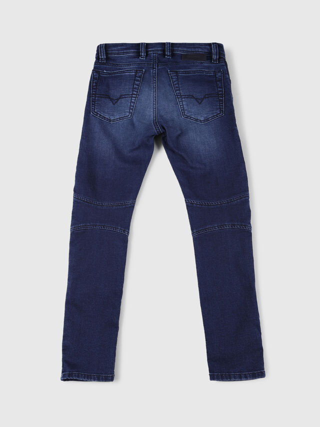 Diesel - BAKARI-J JOGGJEANS, Dark Blue - Jeans - Image 2