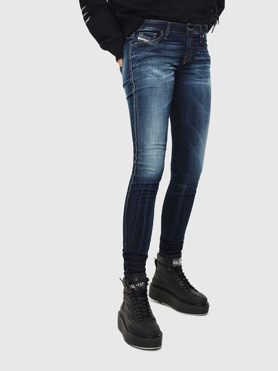 Diesel - Gracey JoggJeans 069JX, Dark Blue - Jeans - Image 1