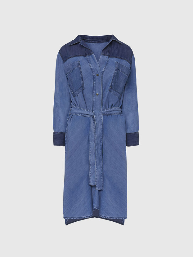 DE-NIAVY, Light Blue - Dresses