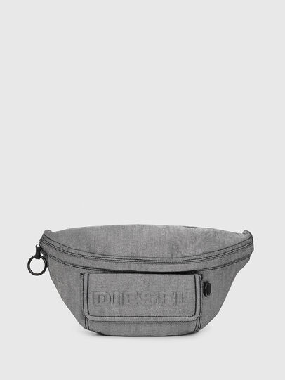 Diesel - TRIBELT, Gray/Black - Belt bags - Image 1