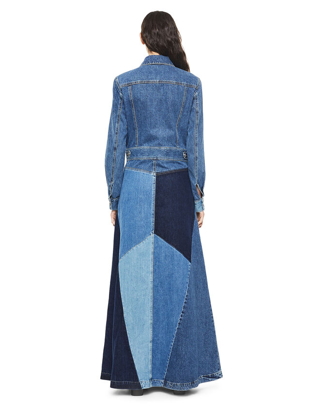 Diesel - DINAP, Blue Jeans - Dresses - Image 2