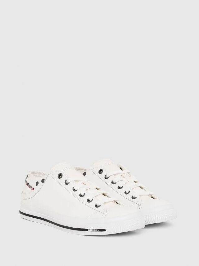 Diesel EXPOSURE IV LOW  W, White - Sneakers - Image 2