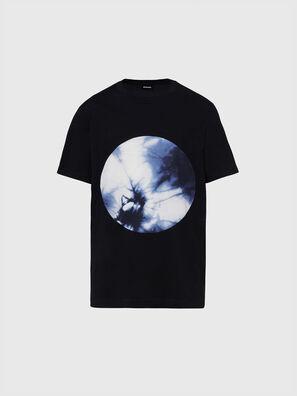T-MOONY-X2, Black - T-Shirts