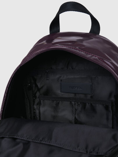 Diesel - F-BOLD BACK III, Dark Violet - Backpacks - Image 4