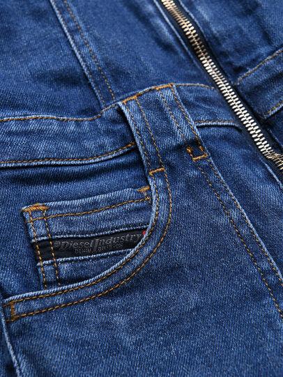 Diesel - JETHINK, Blue Jeans - Jumpsuits - Image 3