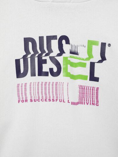 Diesel - SANGHOODKLIV, White - Sweaters - Image 3