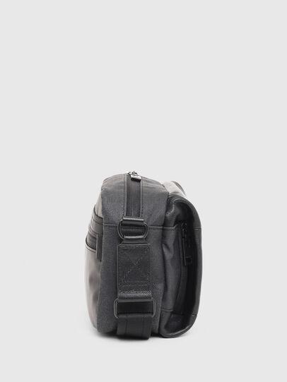 Diesel - D-SUBTORYAL SMALLCRO, Black - Crossbody Bags - Image 3