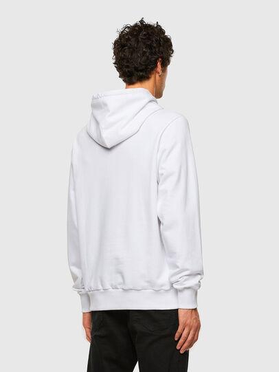 Diesel - S-GIRK-HOOD-X2, White - Sweaters - Image 5