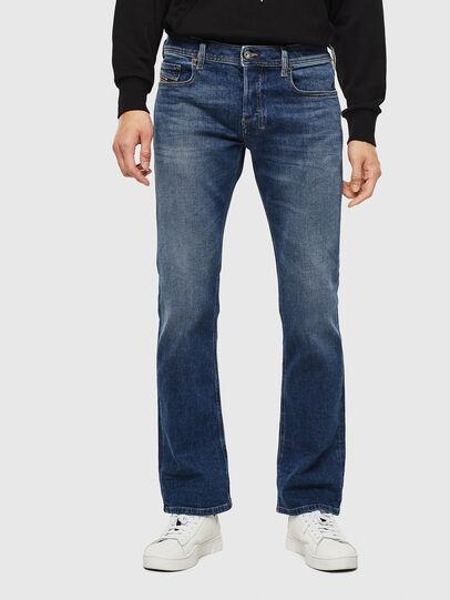 Diesel - Zatiny 0096E, Medium blue - Jeans - Image 1