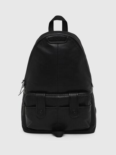 Diesel - MONTEKKIO, Black - Backpacks - Image 1