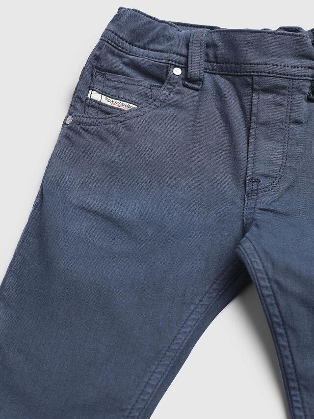 Diesel - KROOLEY-JOGGJEANS-B-N, Navy Blue - Jeans - Image 3