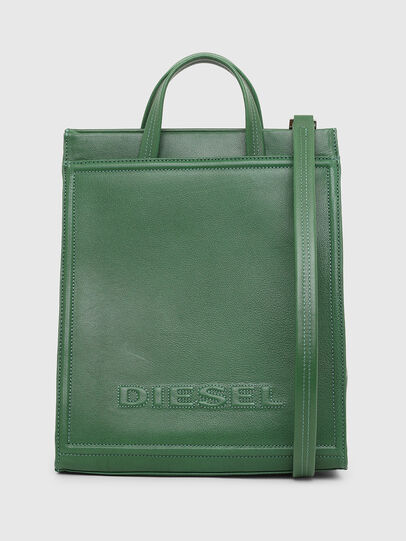 Diesel - AMETISTA, Green - Shopping and Shoulder Bags - Image 5