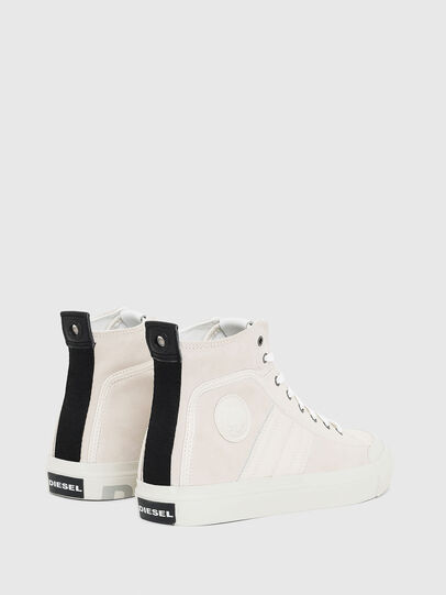 Diesel - S-ASTICO MC LOGO, Pink/White - Sneakers - Image 3